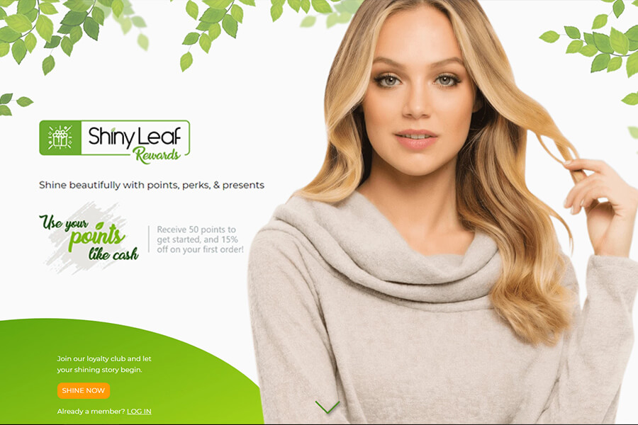 The Most Innovative Beauty Loyalty Program Was Just Launched by Shiny Leaf